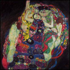 GK2036-TA-OUT-Gustav-Klimt-Le-Vergini