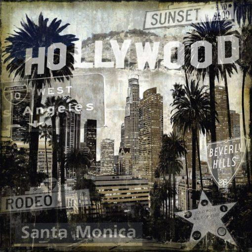 Punti d'interesse a Los Angeles