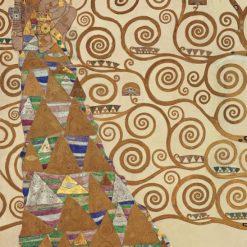 Gustav Klimt - L'attesa
