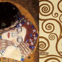 Coppia che si bacia in un abbraccio appassionato