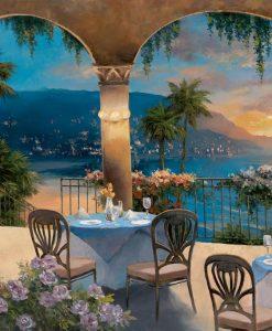 Terrazza romantica ad Amalfi