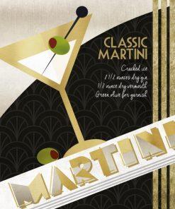 Ricetta del cocktail martini