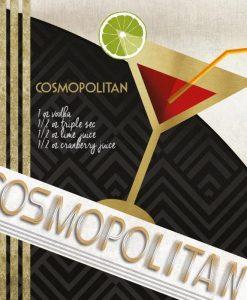 Ricetta del cocktail cosmopolitan