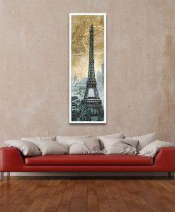 Ambientazione La tour Eiffel