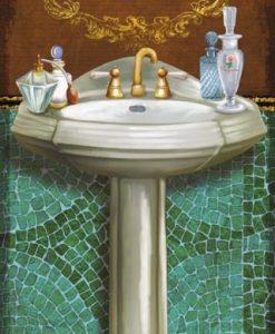 Pubblicità prodotti per il bagno