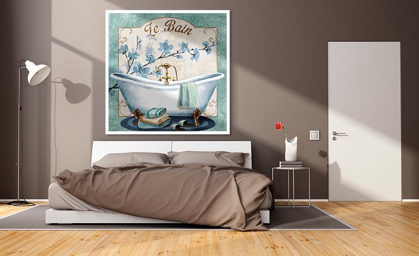Conrad knutsen le bain art plus vendita stampe su tela quadri
