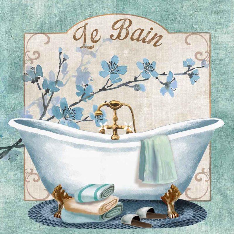 Conrad knutsen le bain art plus vendita stampe su tela - Stampe per bagno ...