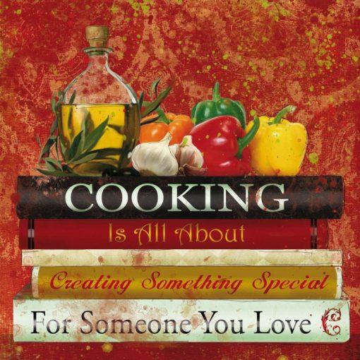 Pila di libri di ricette