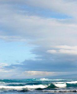 Cielo e mare blu