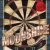 Pannello loquore moonshine bullseye