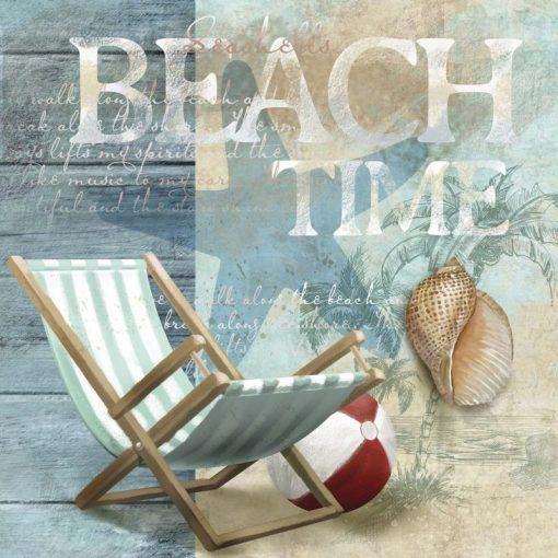 Cartello: Beach Time