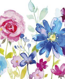 Fiori da giardino di vari colori