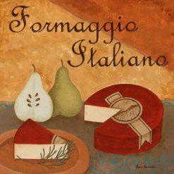 Composizione a tema cibo italiano