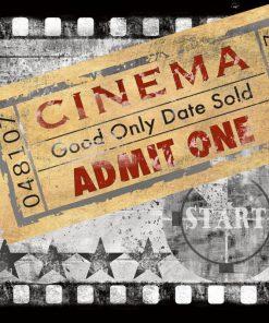 Composizione a tema cinema
