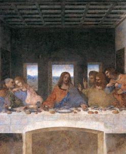 Famoso affresco della Cappella Sistina
