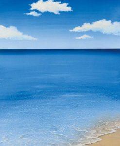 Dettaglio di una spiaggia