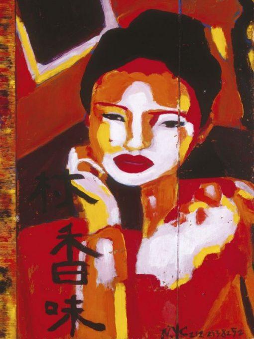Ritratto di una donna orientale