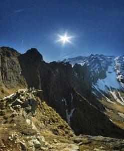 Bivacco in alta montagna