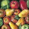 Mucchio di frutta variopinta