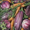 Mucchio di verdure variopinte