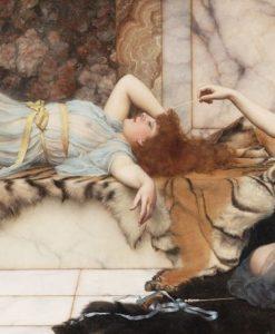 Ragazze greche in un momento di relax