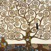 Dipinto dell'albero della vita