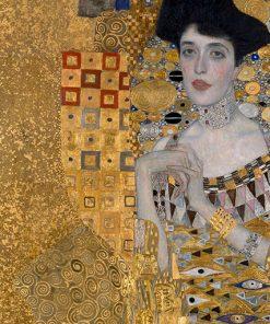 Ritratto di Adele Bloch Bauer (Dettaglio)