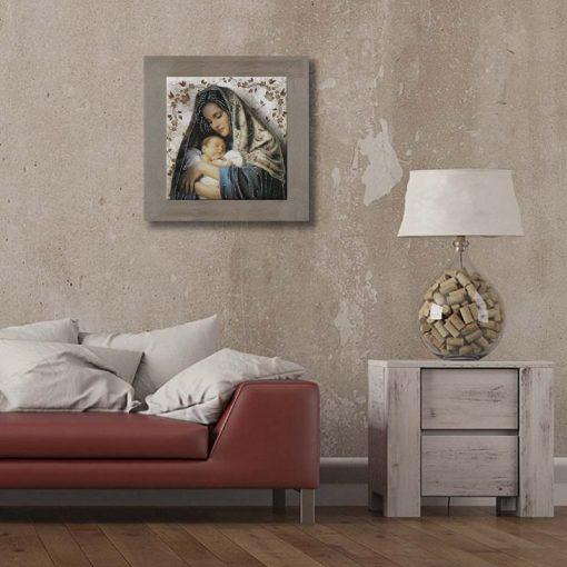 Tema in rilievo - Dettagli color argento