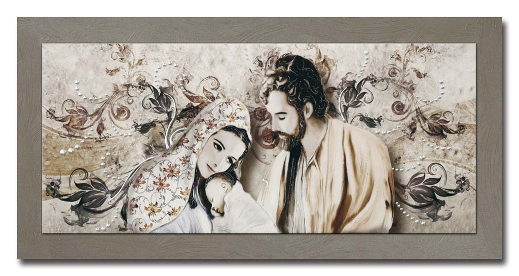 Artitalia Sacra Famiglia I Art Plus Vendita Stampe Su