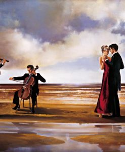 Un ballo sulla spiaggia