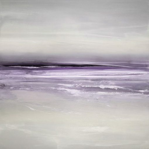 Orizzonte del mare dalla spiaggia