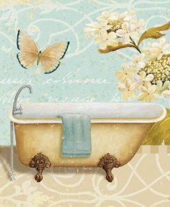 Vasca da bagno vintage