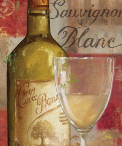Composizione vino sauvignon blanc