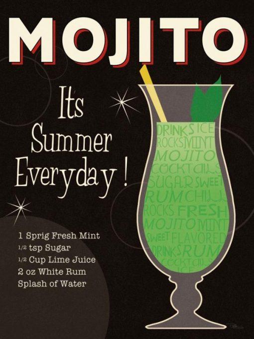 Ricetta del cocktail mojito