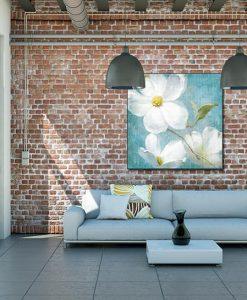 Ambientazione Fiore di magnolia