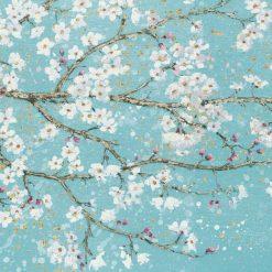 Rami in fiore