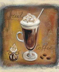 Tazza di irish coffee