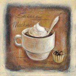 Tazza di suisse coffee