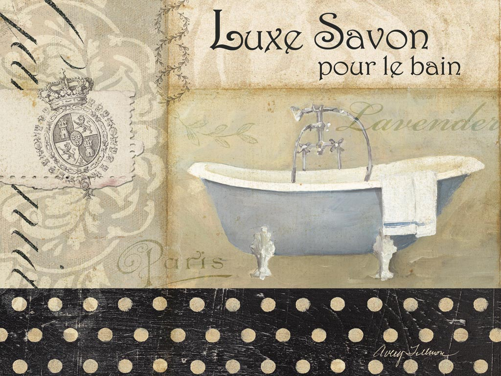 Avery tillmon savons de bains i art plus vendita stampe su tela