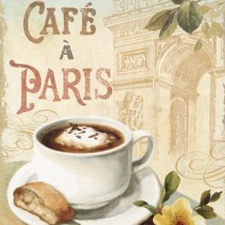 Un caffè a Parigi