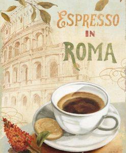 Un caffè a Roma