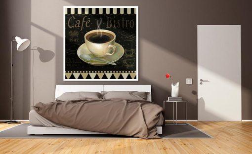 Caffè caldo parigino