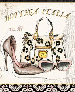 Illustrazione di accessori lussuosi
