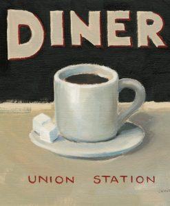 Un caffè a Union Station