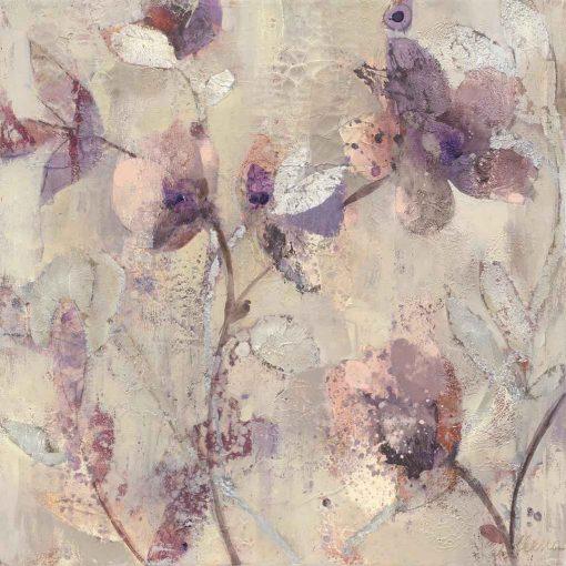 Composizione floreale effetto antico