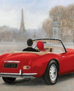 Gita romantica a Parigi
