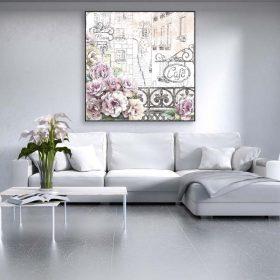 BETH GROVE – Paris Roses I