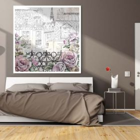 BETH GROVE – Paris Roses II