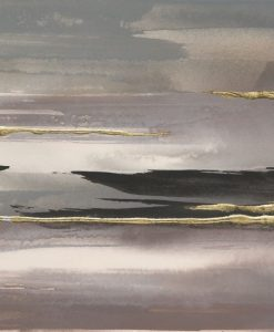 Orizzonte nebbioso del mare