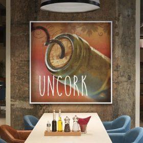 PELA STUDIO  – Wine Collage IX